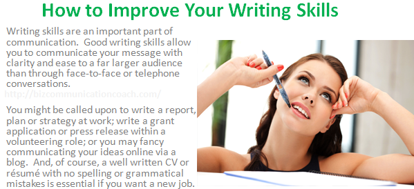 How to Improve Your Writing Skills in Communication